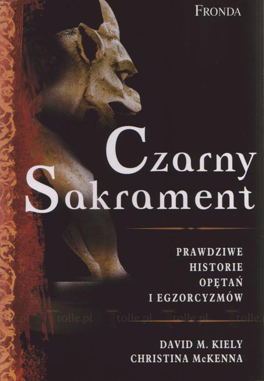 Czarny sakrament - Klub Książki Tolle.pl