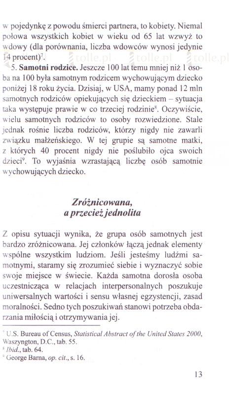 Sztuka wyrażania miłości. Poradnik dla singli - Klub Książki Tolle.pl