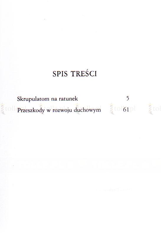 Skrupulatom na ratunek - Klub Książki Tolle.pl