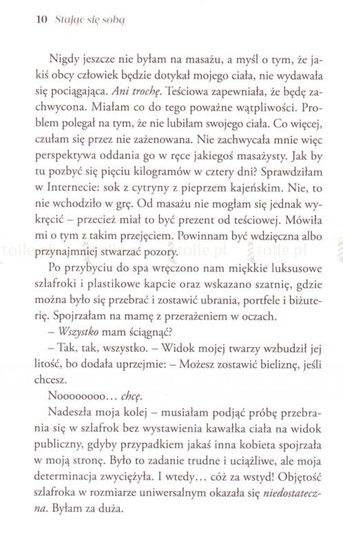 Stając się sobą. Odkrywanie Bożych marzeń w twoim sercu - Klub Książki Tolle.pl