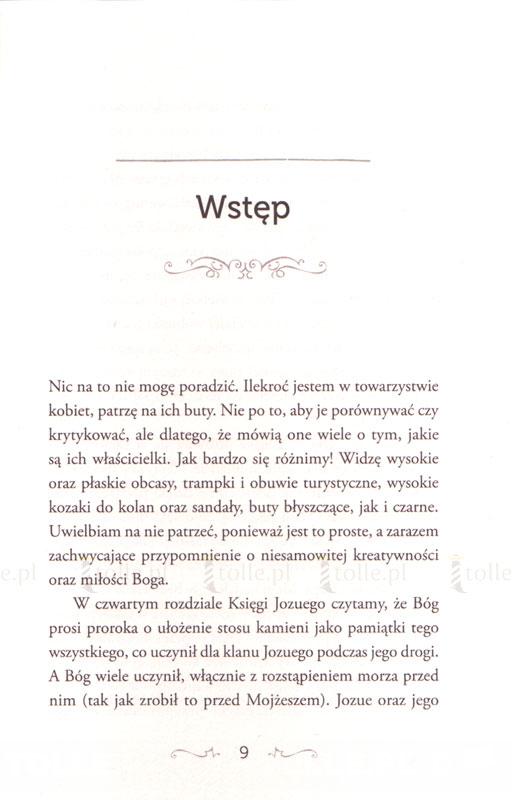 Stworzona przez Boga. Stać się kobietą jaką Bóg chciał abyś była - Klub Książki Tolle.pl