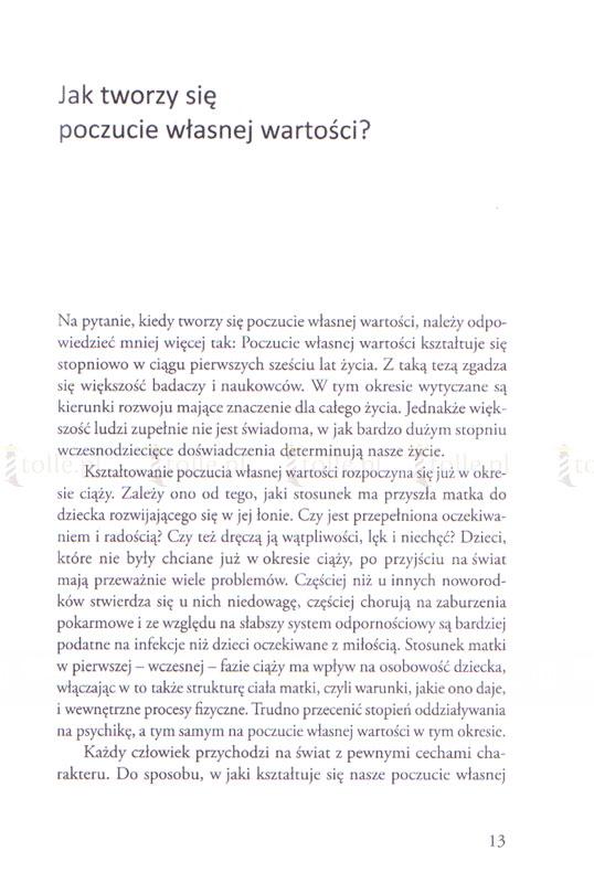 Sztuka doceniania siebie. Jak zyskać poczucie własnej wartości i pewność siebie - Klub Książki Tolle.pl