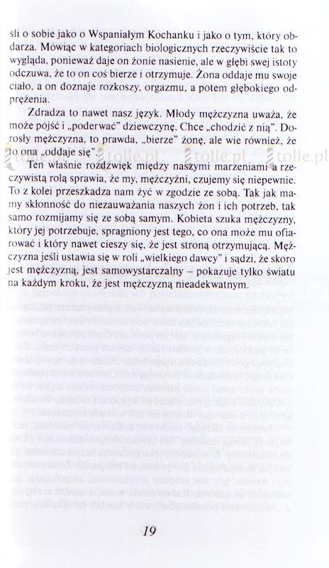 Sztuka zrozumienia mężczyzny - Klub Książki Tolle.pl
