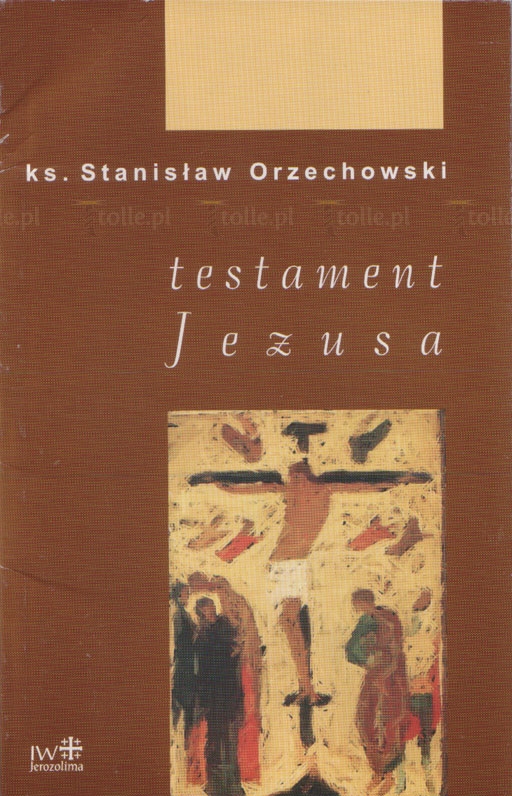 Testament Jezusa - Klub Książki Tolle.pl
