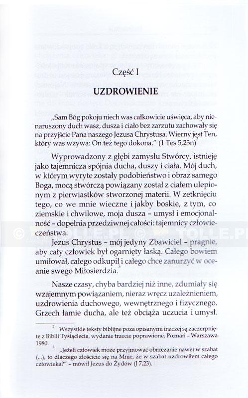 To Jezus leczy złamanych na duchu - Klub Książki Tolle.pl