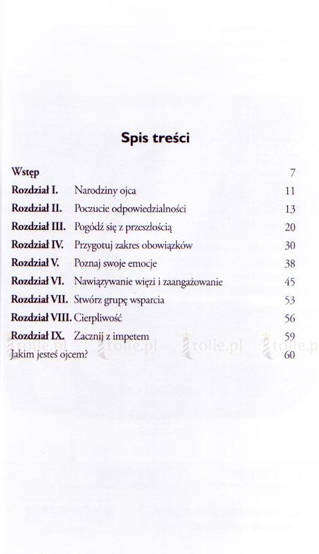 Tworzenie więzi. Dla ojców niemowląt - Klub Książki Tolle.pl