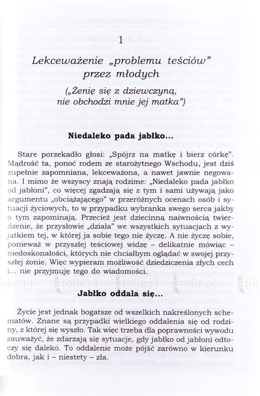 Warto pokochać teściową - Klub Książki Tolle.pl