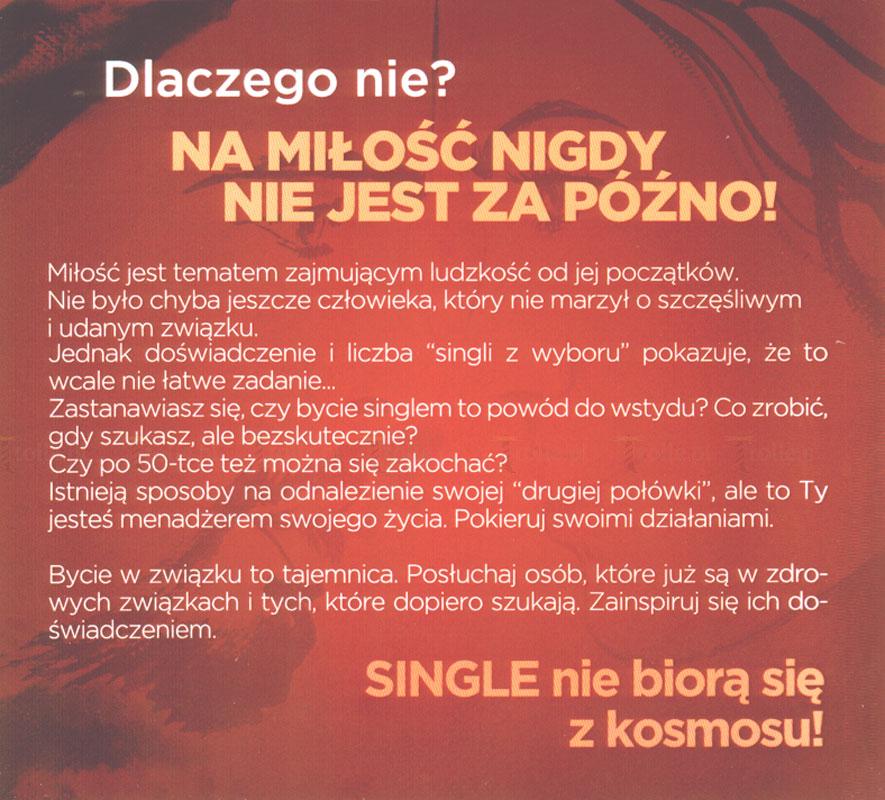 Wieczny łowca. Singiel szuka singielki - Klub Książki Tolle.pl