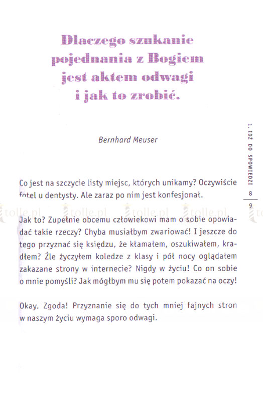 Youcat. Spowiedź - Klub Książki Tolle.pl