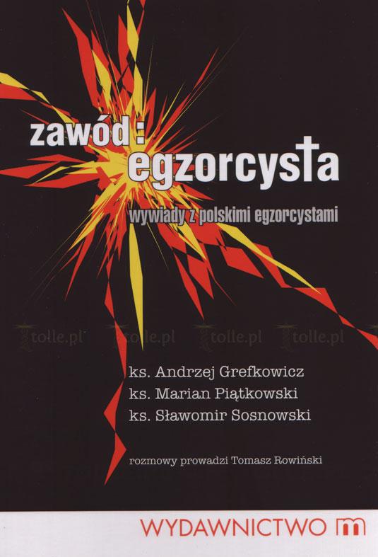 Zawód: egzorcysta - Klub Książki Tolle.pl