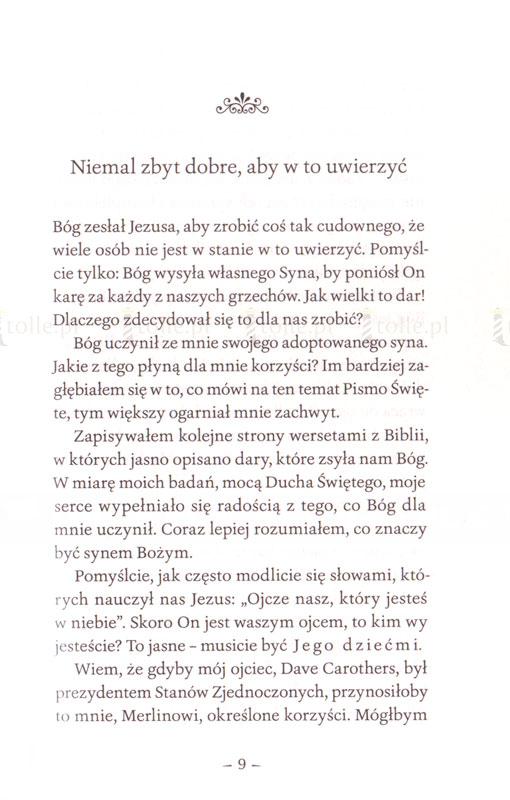 Zdumiewająca potęga wiary - Klub Książki Tolle.pl